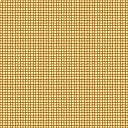 interweaving: Seamless gold interweaving background. Boundless textile or metal pattern.