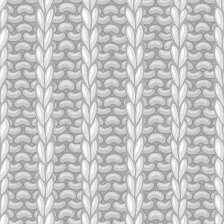 Vector sin fisuras patrón de tejer. Costilla 1x1 puntada textura. Vector altos puntos detallados. de fondo sin límites se puede utilizar para fondos de páginas web, papeles pintados, papeles de envolver, invitaciones.