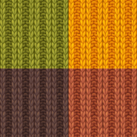 boundless: Seamless knitted pattern. 2x2 rib texture. Vector high detailed stitches. Boundless background can be used for web page backgrounds, wallpapers, wrapping papers and invitations.