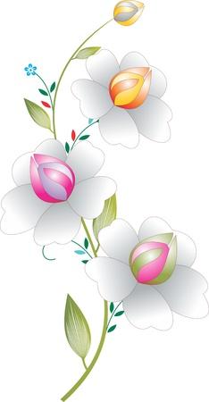 flowers Stock Vector - 13753142
