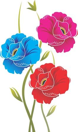 flowers Stock Vector - 13753037