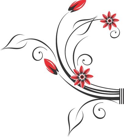 fashion design:  creative design element