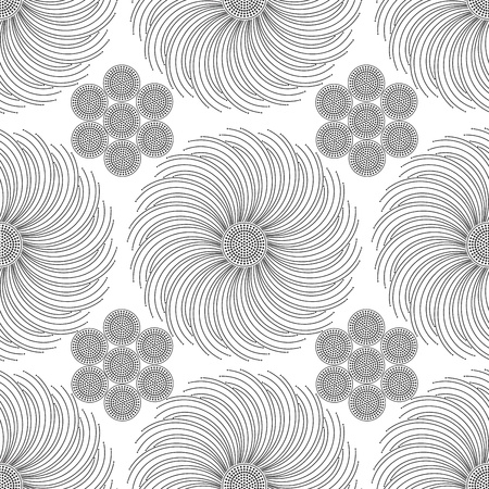 Fancy seamless background Vector