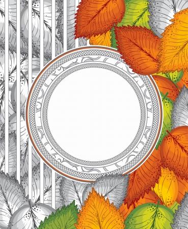automne bannière Vecteurs