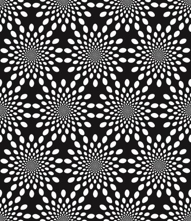 hypnotism: Papel pintado atractivo Vectores