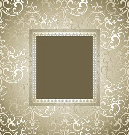 greeting card invitation wallpaper: Traditional  invitation card