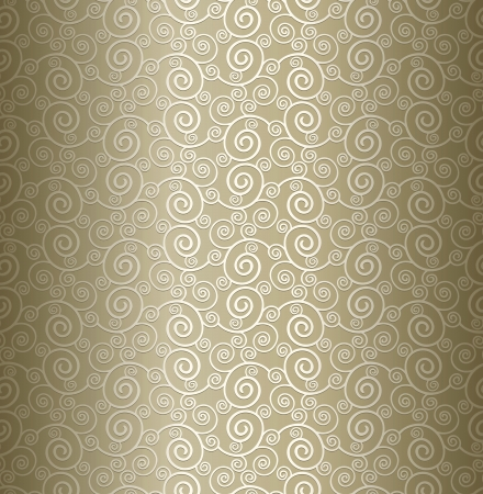 vector wallpaper: Seamless rich look vector wallpaper