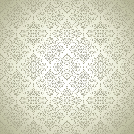 Seamless traditional wallpaper Stock Vector - 15987888