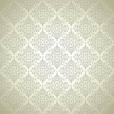 Seamless traditional wallpaper Stock Vector - 15987888