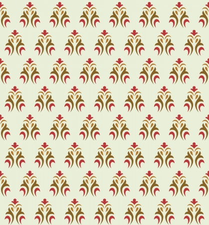 Seamless fancy vector pattern Vector