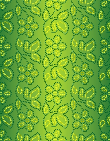 Background for textile desgin Vector