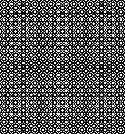 Seamless circle pattern Stock Vector - 16250376