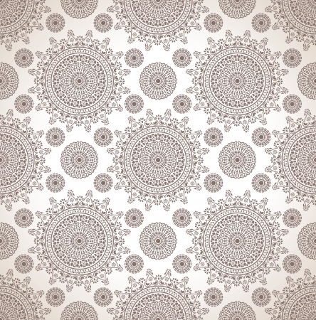 mustered: Seamless vector wallpaper real