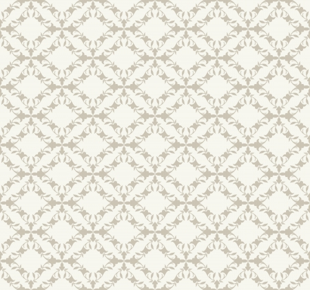 Seamless fancy wallpaper and background Illustration