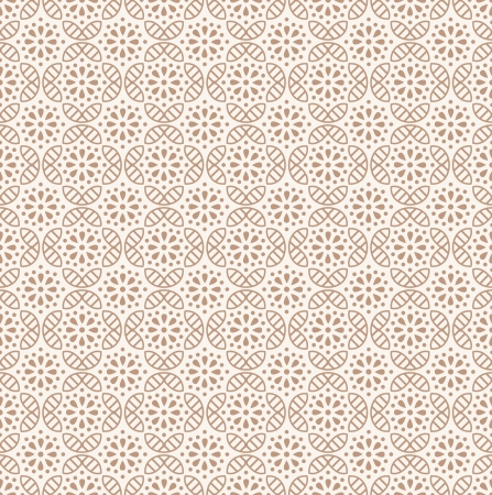 Seamless floral wallpaper design