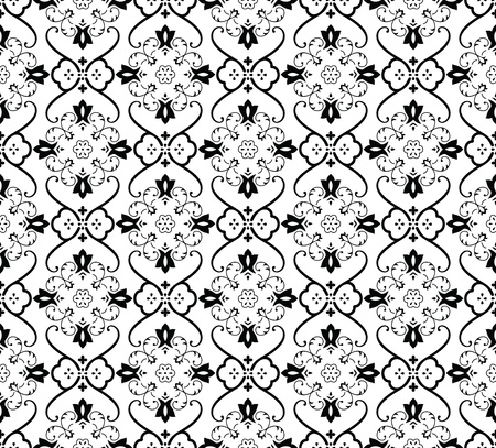 Traditional wallpaper Stock Vector - 17097494