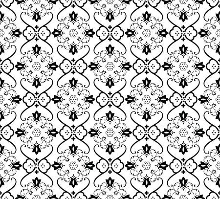 Traditional wallpaper Stock Vector - 17097494