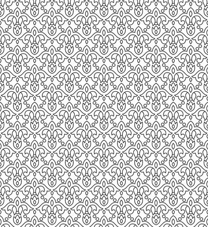 Seamless-Designer wallpaper Stock Vector - 17159049