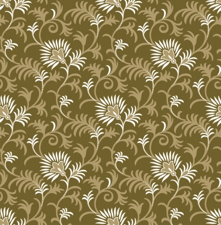 Seamless-Background for textile fabrics Vector