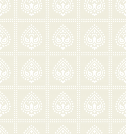 Paisley-Seamless wallpaper Stock Vector - 17218453