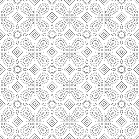 Seamless-Fancy wallpaper Stock Vector - 17225328
