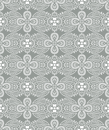 Paisley-Seamless background Vector