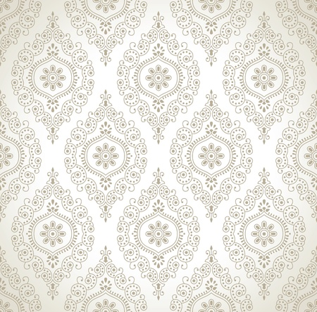 Seamless - Wallpaper Stock Vector - 17276532