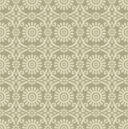 Traditional-Wedding card background Vector