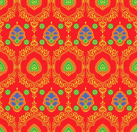 Paisley - Background Vector