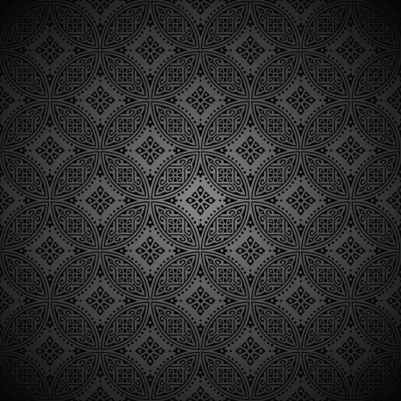 rich black wallpaper: Vector black note book cover