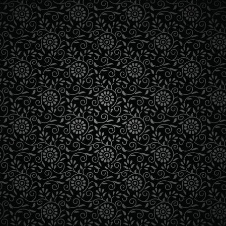 Rich couverture noire carnet de notes Vecteurs