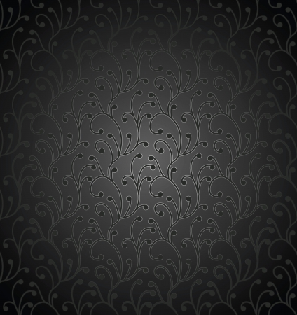 luxurious seamless wallpaper: Seamless luxurious background Illustration