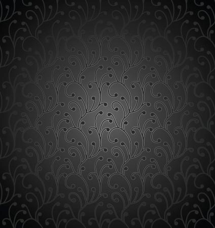 Seamless luxuus background Stock Vector - 17816318