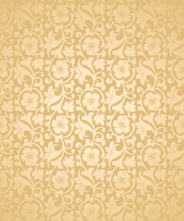 Seamless wedding card background Stock Vector - 17816312