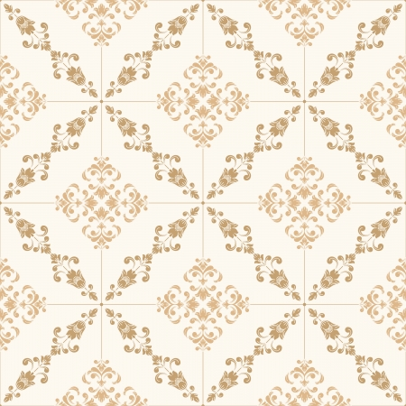mustered: Seamless traditional Background - Wallpaper