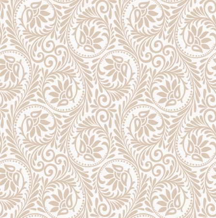 Floral seamless background,wallpaper Vector