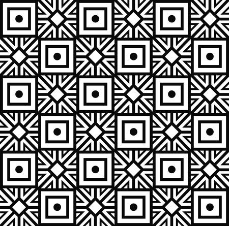 Seamless geometrical pattern Stock Vector - 18213271