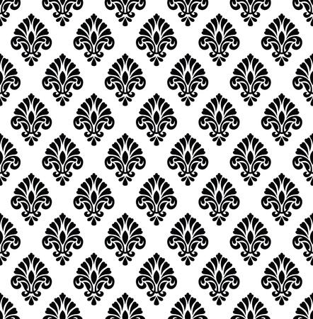 Royal tradicional wallpaper Foto de archivo - 18213276