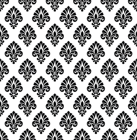 Royal traditional wallpaper Vector