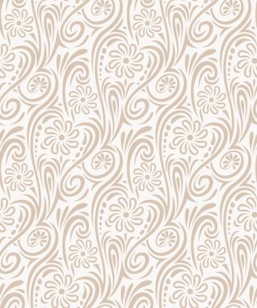 Fondo floral sin fisuras-wallpaper Foto de archivo - 18270876