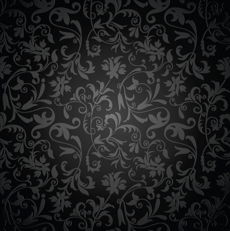 Royal seamless wallpaper-background Vector