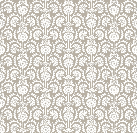 paisley design: Seamless floral background,wallpaper