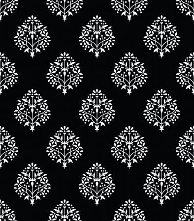 Traditional royal wallpaper