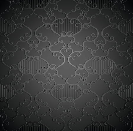 Traditional seamless background Vector
