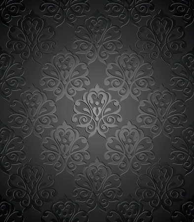 Traditional royal seamless wallpaper Vector