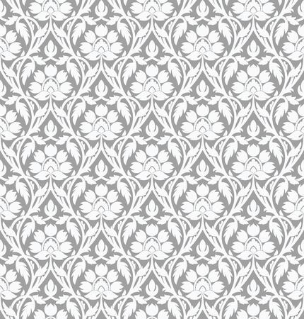 Seamless royal wallpaper Vector