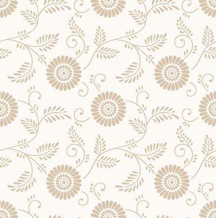 Floral invitation card background Vettoriali