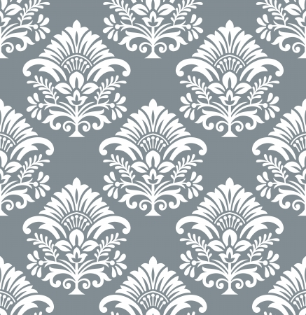 Seamless luxurious wallpaper Vector