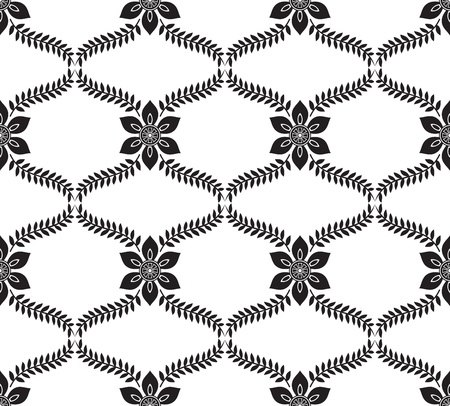 Seamless floral pattern Stock Vector - 19882719