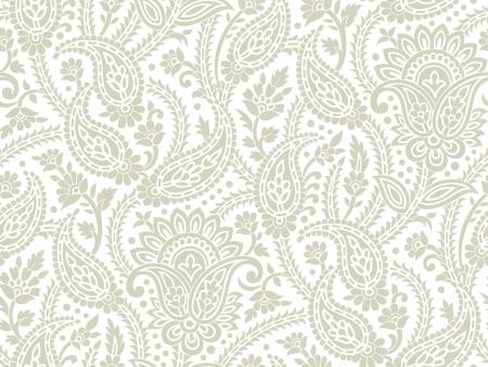disegni cachemire: Seamless sfondo paisley